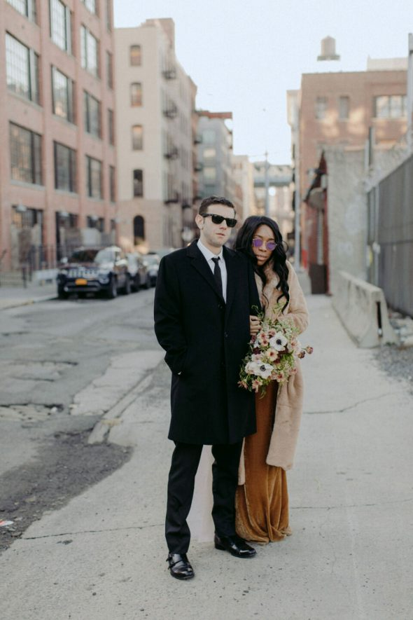 Intimate Wedding Brooklyn