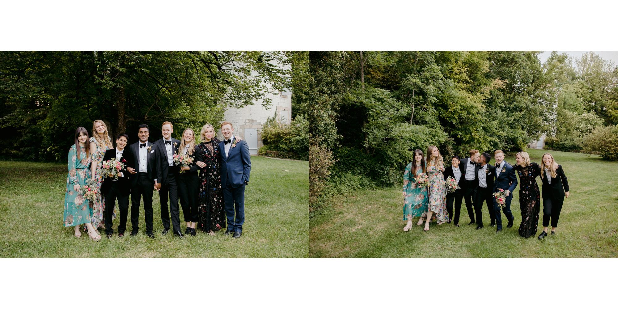 Custom Wedding Album Design